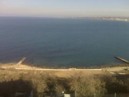 """Пляж """"Толстяк"""", Севастополь, 1 декабря 2009"""