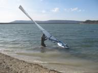 Катание на Ай-Петри. Зима 2010г.
