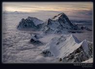 Вид на Макалу с Эвереста - с сайта summitpost.org