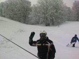 Снегуренко Виталий Петрович как всегда на своём рабочем месте.
