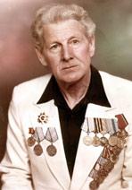 Круглов Александр Георгиевич - мой дед