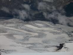 Ледовые склоны Эльбруса