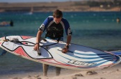 Саша Кузнецов - инструктор Nordside Windsurfing