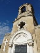 Церковь св. Луки в греческой деревне Лаки