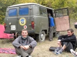 В. Гурьянов и А. Ярунов
