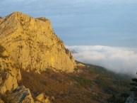 Мердвень-Каясы сегодня на закате