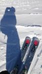 Автопортрет на снегу
