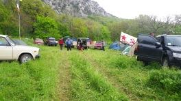 Базовый лагерь соревнований