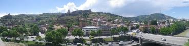Тбилиси - очень красивый город