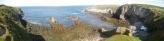 Ну а потом была традиционная веречинка на пляже в Rhoscolyn