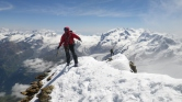 Швейцарская вершина Маттерхорна.