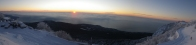 Рассвет на Ай-Петри, 24 января. Пока все федералы спали