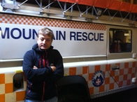 В гостях у Ogwen Valley Mountain Rescue Organisation