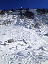 Выкат на ледник