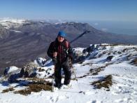 За моей спиной лыжи и Демерджи