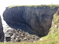 Океан изрезал побережье такими формами